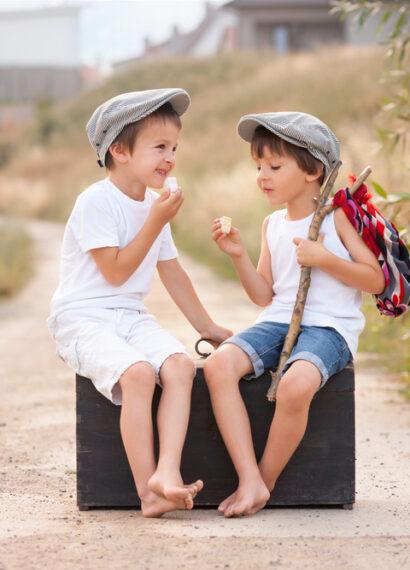casquette de votre petit garçon