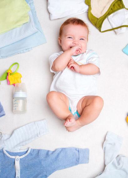 vêtements bébés
